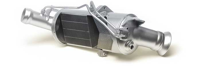 Curatare si regenerare filtru de particule DPF Brasov