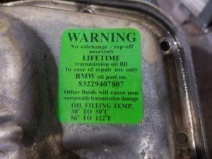 mitul despre scgimbarea uleiului in cutiile automate de viteza