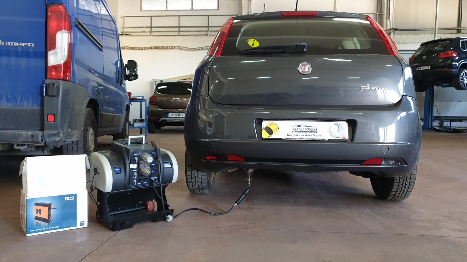 Revizie Fiat Punto