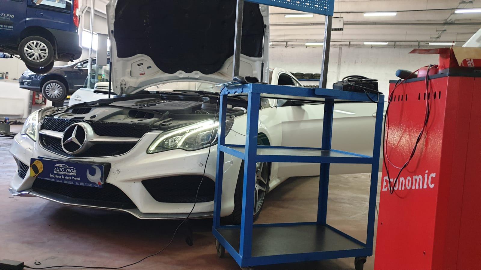 Rezolvare probleme electrice Mercedes